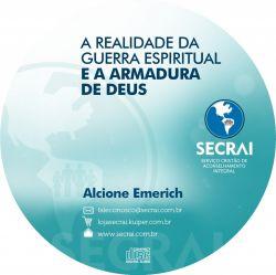 A realidade da Guerra Espiritual E a Armadura de Deus CD