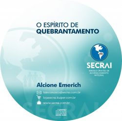 O Espirito de Quebrantamento CD