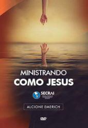 Ministrando como Jesus DVD