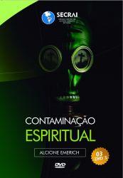 Contaminação Espiritual 3 DVDs