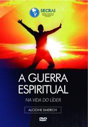 A Guerra Espiritual na Vida do Líder DVD