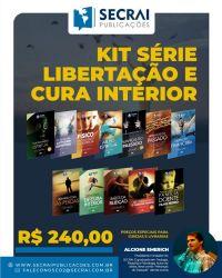 Kit Serie Libertação E Cura Interior
